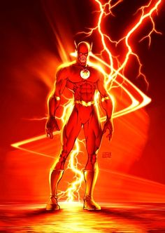Wally West was born to Rudolph and Mary West in Blue Valley, Nebraska. As a boy, Wally would often daydream, most notably about being the Flash. He idolized the Flash and was the president and sole member of the Blue Valley Flash Fan Club. His parents thought he was setting himself up for failure and did their best to dampen what they believed to be unrealistic expectations, in rather harsh ways. His father encouraged him to work at the same plant he did, but Wally grew frustrated.