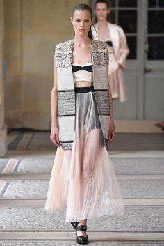 Bouchra Jarrar Fall 2015 Couture Collection Photos - Vogue