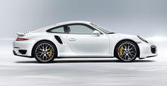 twentyfourvalves:  2013 Porsche 911 Turbo S
