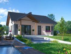 Wizualizacja Mój Dom Na Polanie CE