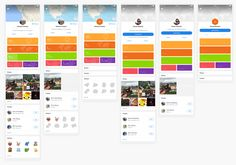 How we designed Foursquare Swarm 5.0 – Foursquare Direct – Medium