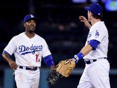 Chase Utley Photos - Colorado Rockies v Los Angeles Dodgers - Zimbio