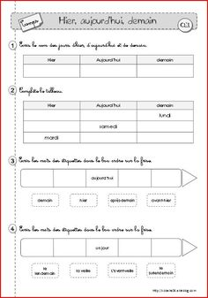 regardez si sa me plais sinon je dois supprimer French Teaching Resources, Teaching French, French Practice, High School French, French Worksheets, Core French, French Education, French Grammar, French Classroom