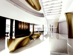 Sri Lanka Hotel, Dubai - by David Howell Design