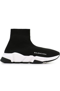 866d88de7c The Balenciaga Speed Racer High Trainer, this season must have! Detailing  with a white