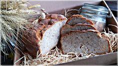 Ewa w kuchni: Chleb pszenno - żytni ze złotym lnem i kardamonem
