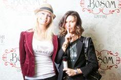 The Beautiful Finola Hughs of General Hospital at the 2013 Oscars. Boob Glue®. http://www.bosomcouture.com