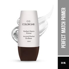 Colorbar Perfect Match Primer: Buy Colorbar Perfect Match Primer Online at Best Price in India | Nykaa Non Comedogenic Primer, Parfait, Fresh Face Makeup, Light Gels, Flawless Foundation, Makeup Setting Spray, Putting On Makeup, Loose Powder, Perfect Match