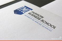 Een Business School herken je zo #logo #roomforids #visueleidentiteit #TMO