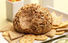 I made this Tuna Ball for our Open House...it is delicious and easy! Highly recommend! Oh yeah, the customers loved it too.