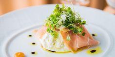 Burrata Salad is a favourite at CUT at 45 Park Lane