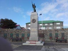 Memorial for Liberation of Falkland Islands