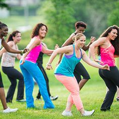 The Importance of Fitness in Your 30s from the Academy of Nutrition and Dietetics