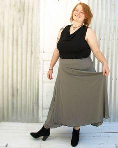 Izzy Wrap Skirt