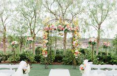 16 Breathtaking Outdoor Ceremony Scenes - Project Wedding