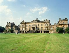 Gosford House - east front