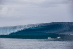 Over 75 photos of death-defying Teahupoo in all its glory.