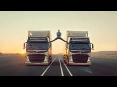 Funny pictures about Van Damme raises the bar. Oh, and cool pics about Van Damme raises the bar. Also, Van Damme raises the bar. Chuck Norris Memes, Volvo Ad, Volvo Trucks, Truck Drivers, Jc Van Damme, Cannes, Claude Van Damme, How To Do Splits, Stunts