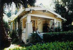 CA bungalow