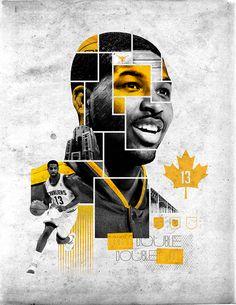 Misc Cavs Creative by Blaine Fridrick in NBA: Stunning Digital Art Sports Graphic Design, Graphic Design Posters, Graphic Design Inspiration, Graphic Art, Web Design, Design Art, Logo Design, Interior Design, Photomontage