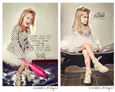 Toddler Fashion shoot @crystal price This little girl reminds me of Elli LOL
