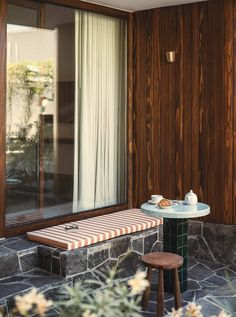 Baja Club Hotel La Paz by Max von Werz&Jaune Interiors   Yellowtrace Colonial, Pergola, Patio Central, Mexican Hacienda, Brutalist Buildings, Timber Beams, Interior Work, Interior Design, Outdoor Spaces