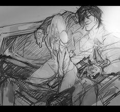Manga Anime, Anime Art, Hellsing Alucard, Emo, Vampire Love, Otaku, Weird Dreams, Spooky Scary, Angel Of Death