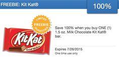 FREE Milk Chocolate Kit Kat Bar http://ceploitips.com/free-milk-chocolate-kit-kat-bar/  #free #freebies #freestuff #kitkat