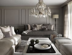 Kelly Hoppen project  #interiordesigner #bestinteriordesigners #interiordesigninspiration home interior design, interior design ideas, interior decorating ideas Visit us at www.luxxu.net