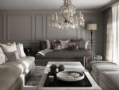 Kelly Hoppen project #interiordesigner #bestinteriordesigners #interiordesigninspiration home interior design, interior design ideas, interior decorating ideas Visit us at www.luxxu.net