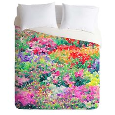 Jacqueline Maldonado Secret Garden 1 Duvet Cover | DENY Designs Home Accessories