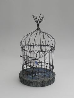 Using ceramic, metal and paper Jill creates small-scale assemblages that explore memory and narrative. She is influenced by the things ...