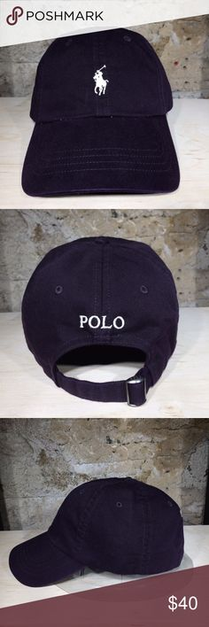 """Ralph Lauren POLO Cotton Twill Sports Cap (Plum) This cotton twill cap is a simple and timeless take on a casual essential. Seamed bill. Six-panel construction. Embroidered ventilating grommets. Knit band at the interior. Embroidered """"Polo"""" and a slider buckle at the back. Signature embroidered pony at the front. 23"""" inner circumference. 100% cotton. Hand wash. Imported. Polo by Ralph Lauren Accessories Hats"""