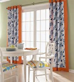 Diy window treatment for sliding glass doors curtain clips amy ideas for hanging curtains around the french doors sliding planetlyrics Gallery
