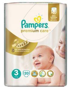 Подгузники Pampers Premium Care Midi 5-9 кг 20 шт