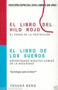 LIBRO DEL HILO ROJO EL LIBRO DE LOS SUEÑOS, EL   YEHUDA BERG     SIGMARLIBROS