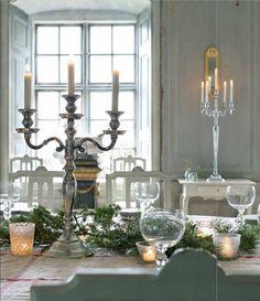 Christmas Swedish style - via Affari AB