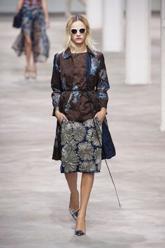 Dries Van Noten, Paris Fashion Week, Spring 2013