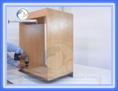 Muebles de Cocina Construcción Diy Cabinets, Home Decor, Furniture Ideas, Ideas, Lowes Kitchen Cabinets, Furniture Plans, Woodworking Plans, Decorating Kitchen, Stainless Steel Countertops
