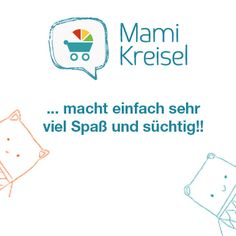 Mehr Infos findest du hier: www.mamikreisel.de/l/MKbedeutet Second Hand Kleidung, Map, Spinning Top, Clearance Toys, Kids, Location Map, Maps