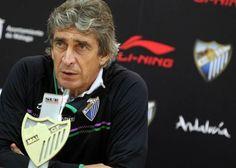 El plan B del Chelsea es el DT del Malaga, Manuel Pellegrini