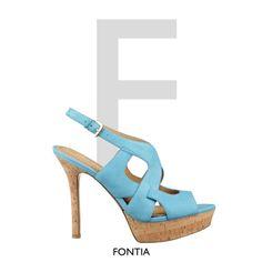 Nine West   F is for Fontia platform sandals