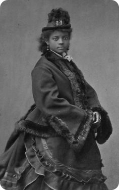 'She and her sister, Anna Madah Hyers, were pioneers in the black entertainment field. They produced the first full-fledged musical plays in which African Americans themselves commented on the plight of the slaves and the relief of Emancipation without the disguises of minstrel comedy'