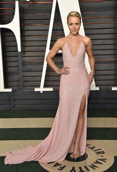 Rachel McAdams. Naeem Khan. Vanity Fair Oscar Party 2016: The Best Fashion from the After-Party | StyleCaster