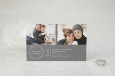 Simple Knot - Save the Date Magnet by MagnetStreet
