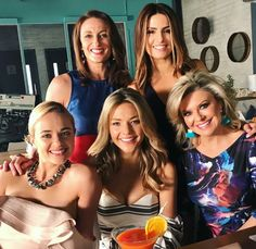 Jazmine and Marilyn and Olivia and Roo and Leah Home And Away Cast, Morning Habits, Hollyoaks, Coronation Street, Favorite Tv Shows, Beyonce, Soap, Characters, Number