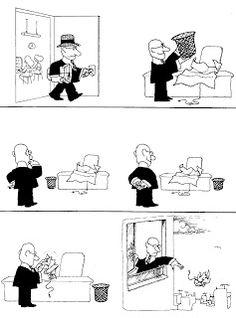 Everything & Nothing: Quino - ¡Yo no fui! Everything And Nothing, Humor Grafico, Mafalda Quino