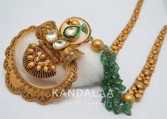 Antic Jewellery, Antique Jewellery Designs, Fancy Jewellery, Gold Jewellery Design, Indian Bridal Jewelry Sets, Bridal Jewellery, Indian Jewelry, Ankle Jewelry, Jewlery