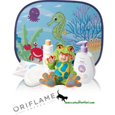 """""""Oriflame Baby care"""" by consultantori on Polyvore"""