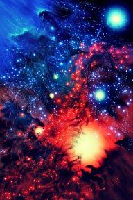 NASA universe star photo